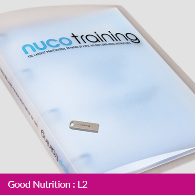 L2/L5 Good Nutrition Tutor Pack with USB GNTPUSB