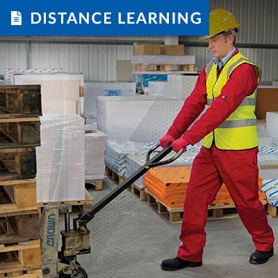 Manual Handling<br />Distance Learning Package MHDLP