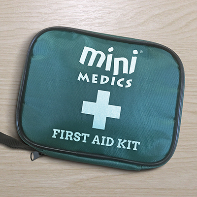 Mini Medics<br />First Aid Travel Kit MMFAK