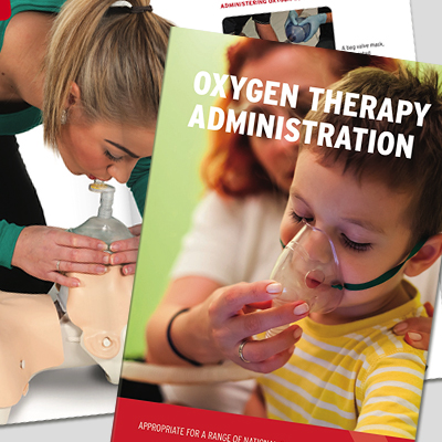 Oxygen Therapy Administration OXYGENBOOK