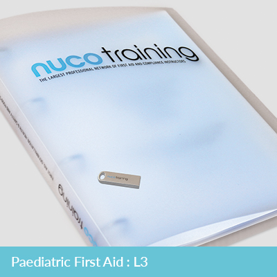 L3 Paediatric First Aid Tutor Pack with USB FAAPFATPUSB