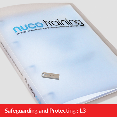 L3 Safeguarding and Protecting Tutor Pack with USB L3SAFETPUSB