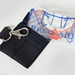 Face Shield in keyring pouch NUCOFS66