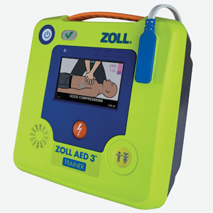 ZOLL AED 3 Trainer ZAED3T