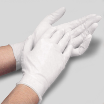 Vinyl Gloves - 100 Pre-Powdered (small) GVS100